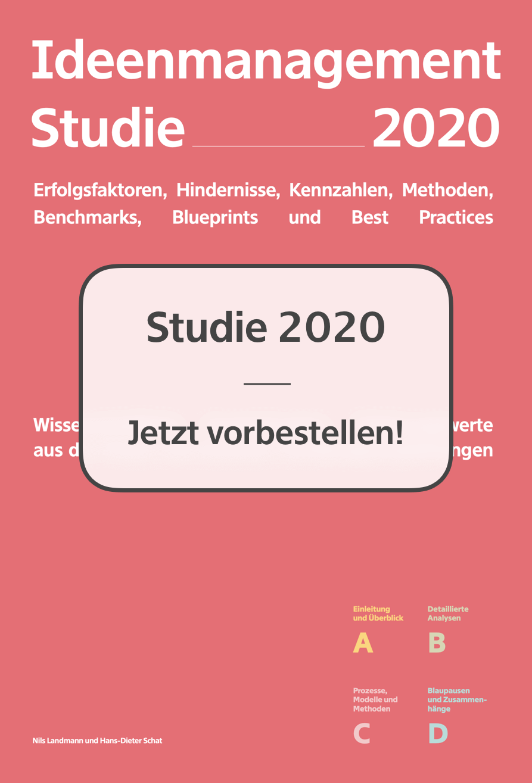 IDM Studie 2020 Vorbestell CTA